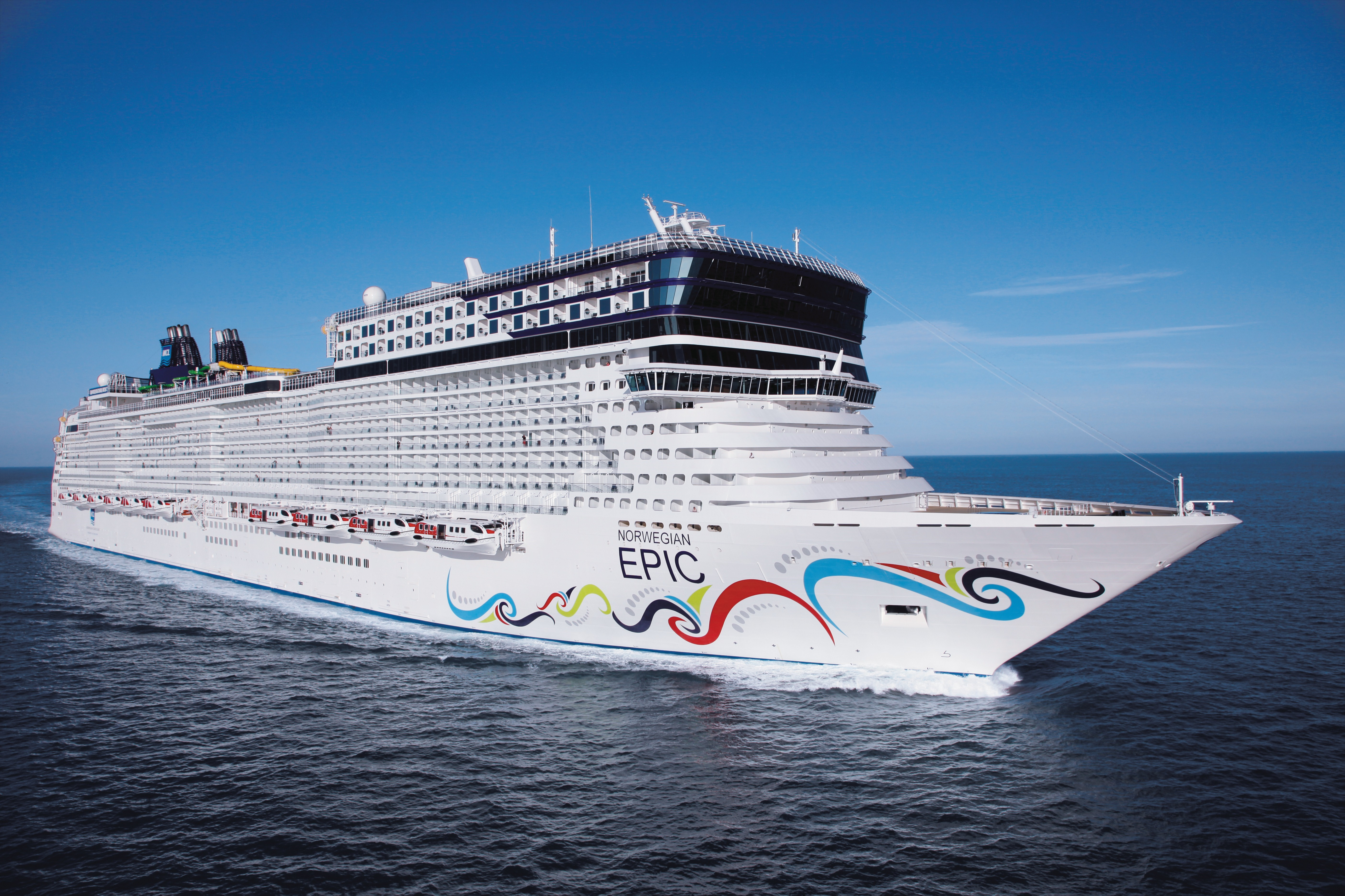 תמונה של NORWEGIAN EPIC נורווג'יאן אפיק